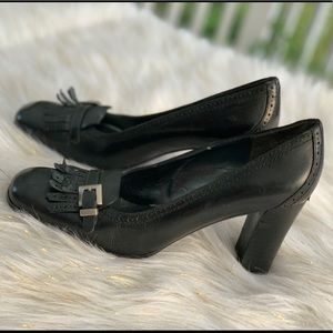 Etienne Aigner genuine leather shoes size 8M